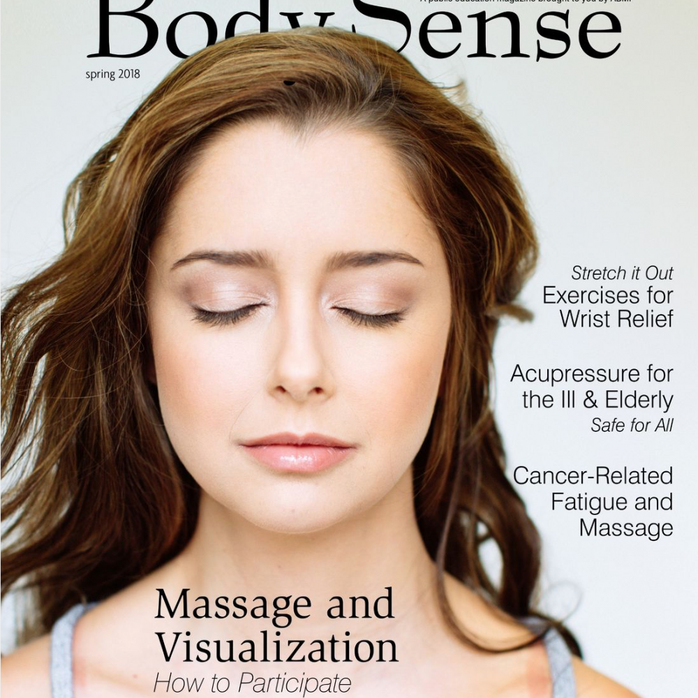 Free Spring Issue of Body Sense Magazine