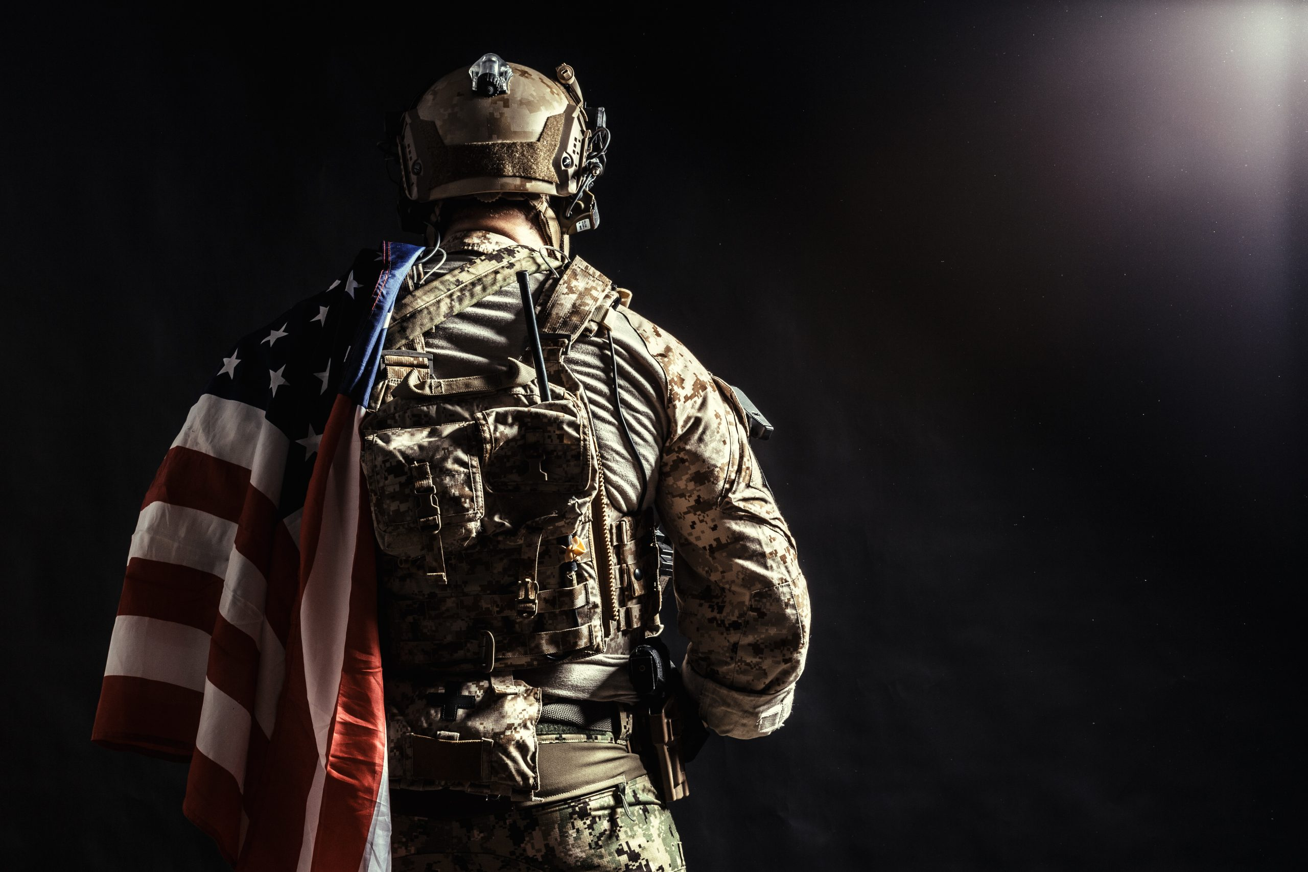 Veteran owned and operated USA